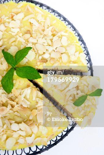 almond cake  by Emoke Szabo
