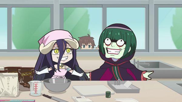 Isekai Quartet Work Hard Valentine S Day Avatars Quartet Anime Anime Crossover