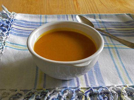 Zuppa di zucca e amaranto | giardinofiorito