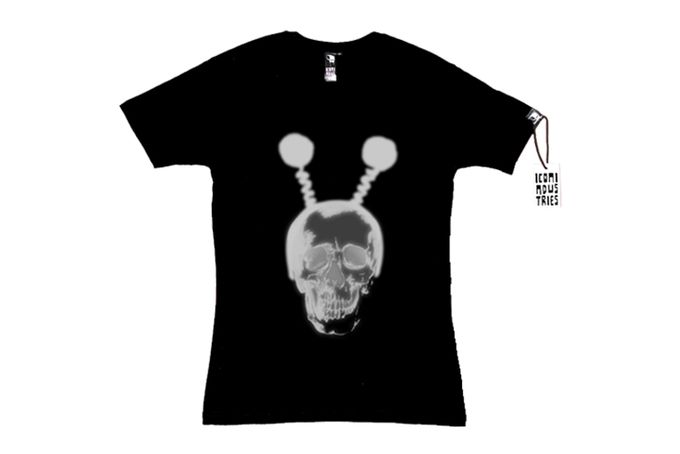 'Skull Bopper' - Original t-shirt design from Icon Industries by Icon Industries