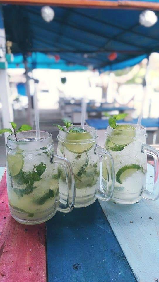 Refrescante Limonada de Hierbabuena!!!!!!!!!
