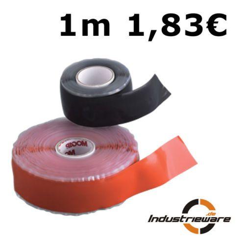 3m Silikon Reparaturtape Selbstverschweißend Reparaturband Klebeband Isolierband | eBay
