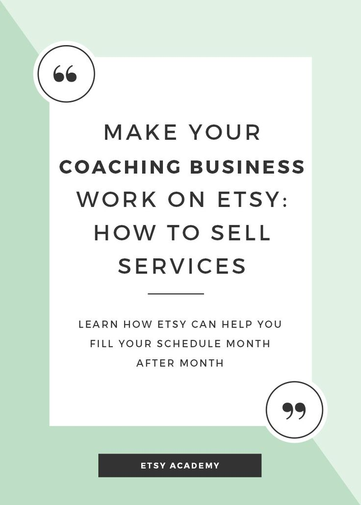 Hearing crickets in your online business? When you need to fast forward your success, the easy fix is to find a platform that already has customers waiting to buy from you. In this article, I'm going to explain why the 25 million buyers on Etsy could fill your coaching schedule ASAP! Click to read.