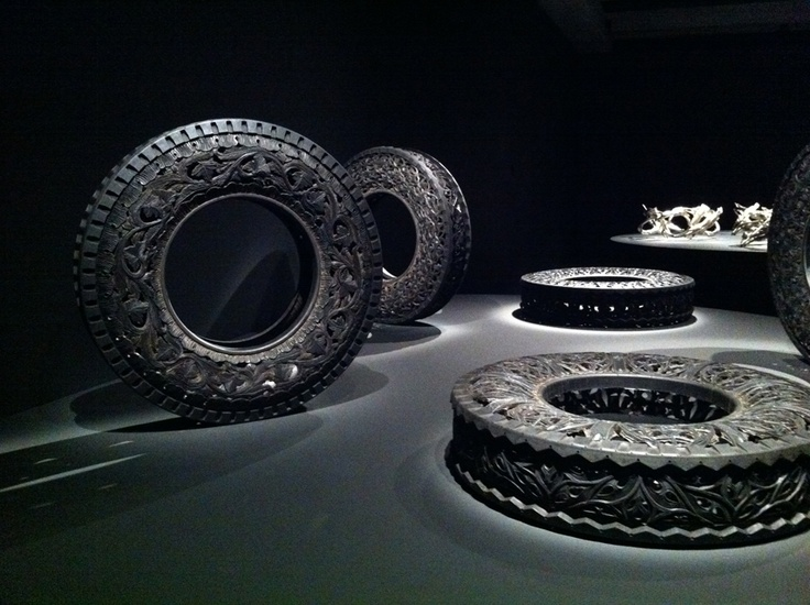 Wim Delvoye at @monamuseum