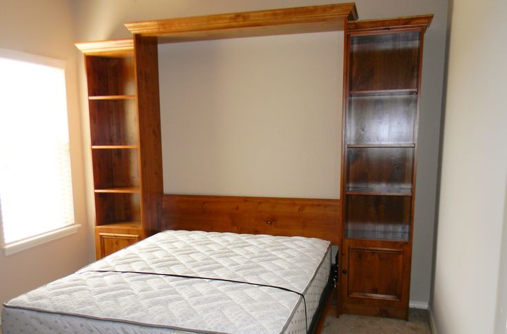 265 best images about installed murphy beds on pinterest for Murphy beds for small spaces