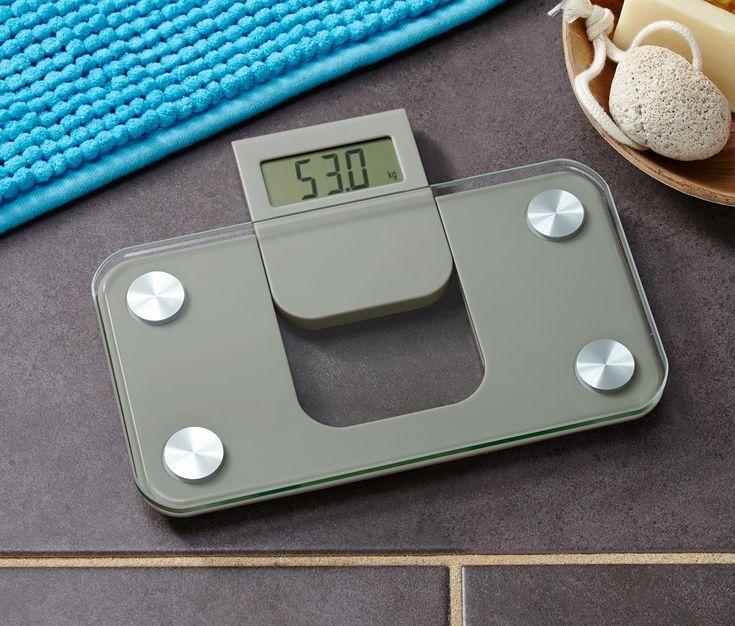 Kompaktní osobní váha