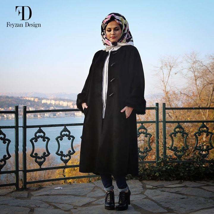 #hijab #hijabstyle #hijabfashion #hijaboutfit #outfit #fashion #style #ootd #coat #feyzandesign #designer #tesettür #moda #tesettürmodası