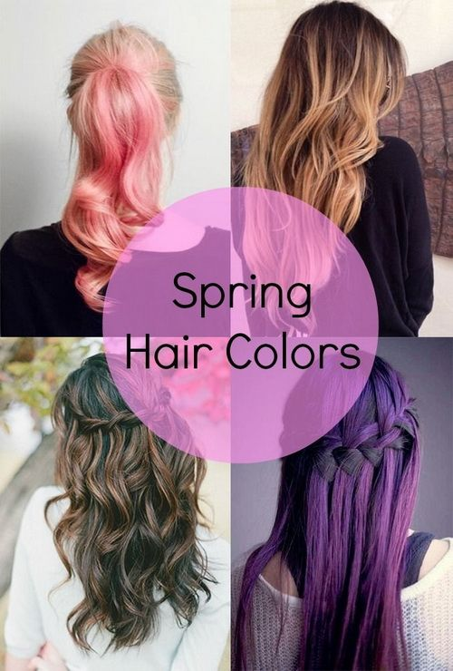 Spring Hair Colors 2015 Hair Color Trends 2017 Pinterest Hair Colors 20