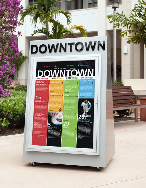 outdoor design informational kiosk - Google Search