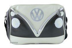 VW T1 Bus shoulder bag grey