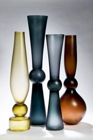 Image result for simon moore glass vases