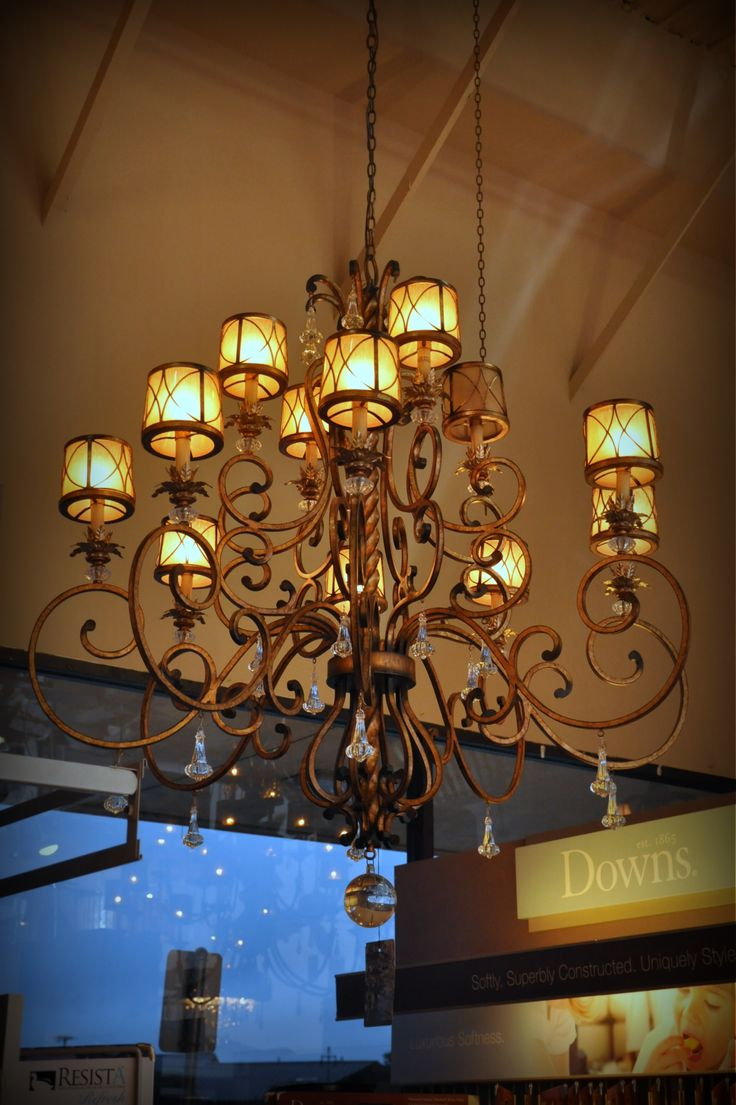 Minka Lavery 12 Light Chandelier, Aston Court Collection. $1,781.00