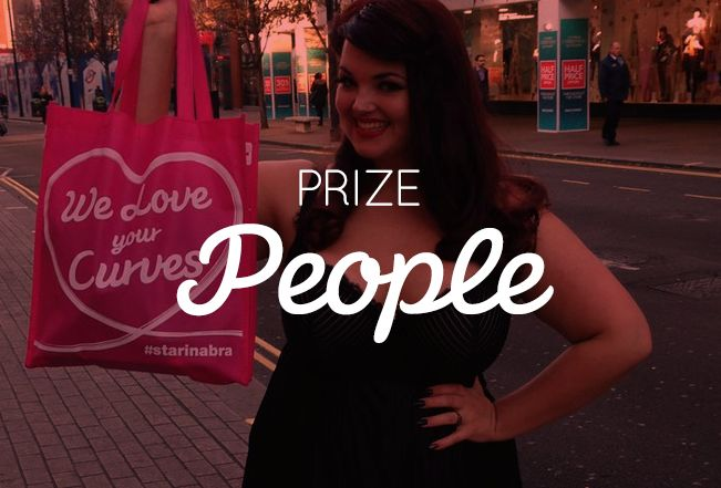Prize people