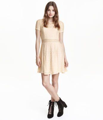 Dame | Kjoler og Jumpsuits | Korte kjoler | Mine valg | H&M DK