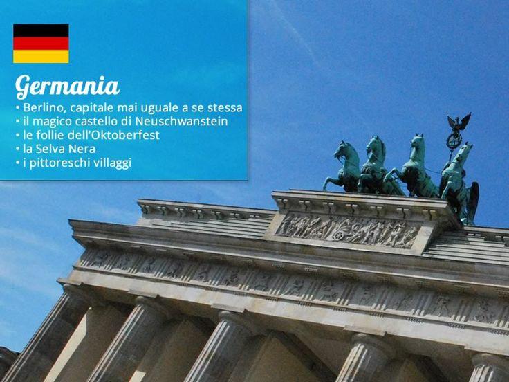 #Germania, Destinazioni Mondiali. Foto © Davide Seren Bernardone