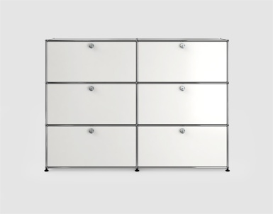USM Haller Credenza / Storage   Office   Quick Ship   USM Modular Furniture