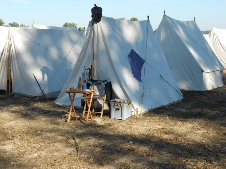 Camping Beds For Tents >> 17 Best images about napoleonic reenactment camp life on Pinterest | Stove, Water bottles and ...