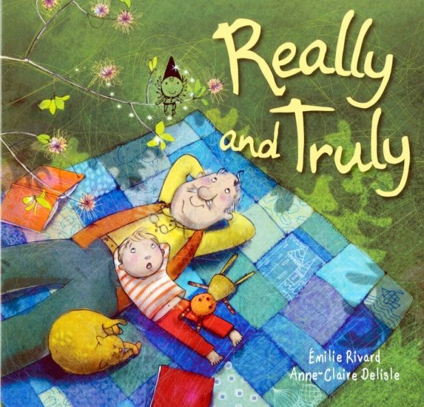 Really and Truly (UK Edition) has been long listed for the School Library Association's (SLA) Information Book. Award! Congratulations Owlkids!!!!!!!!