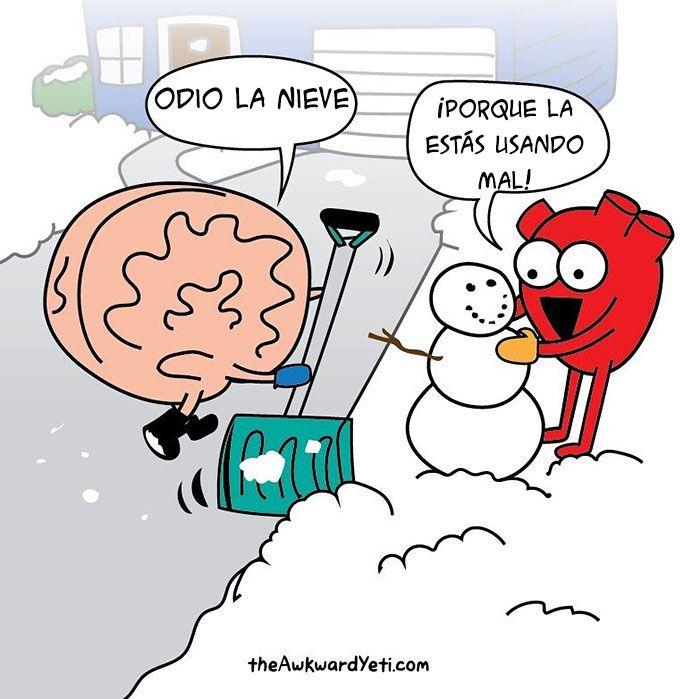 Nick Seluk corazon cerebro heart brain2