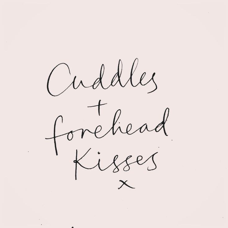 cuddles & forehead kisses xxx - What could be better? Getting them in a Cuddle Lush Pillow Robe :)