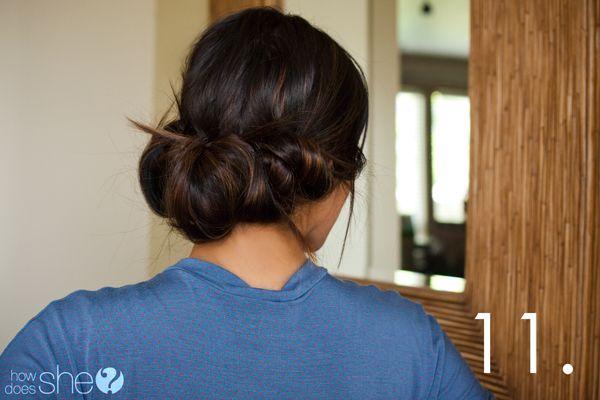 Fun Summer Hair in Minutes. | How Does She...: Fun Summer, Hair Styles, Relaxed Hairstyles, Summer Braid, Easy Summer, Summer Hairstyles, Summer Hairdo