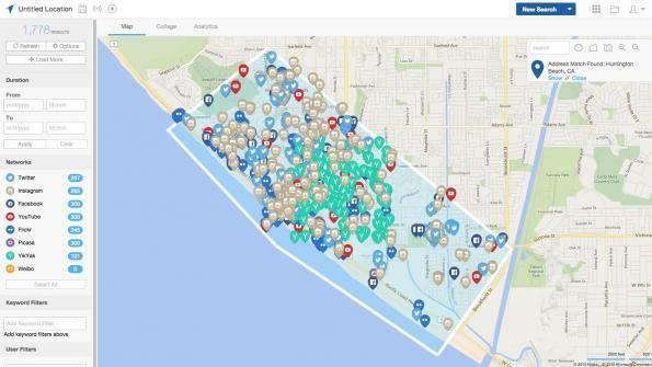 Huntington Beach police use social media to keep the peace
