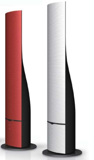 Gizmine - Tower Hybrid Humidifier
