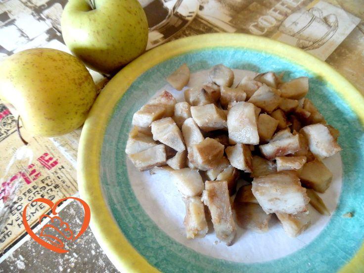 Patate americane in padella (no ricetta)