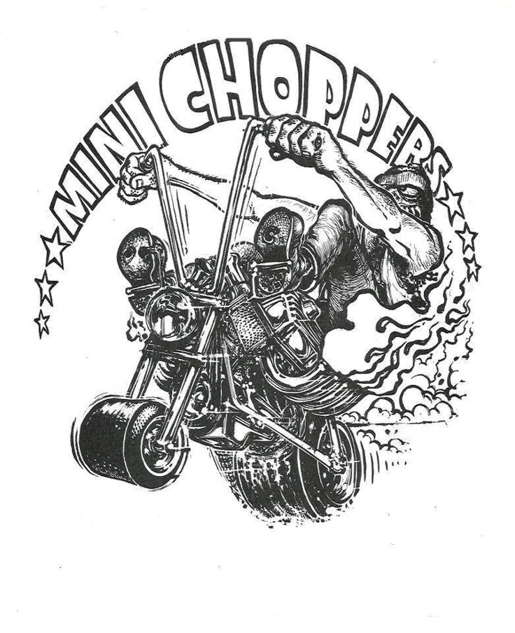 17 best images about mini choppers on pinterest