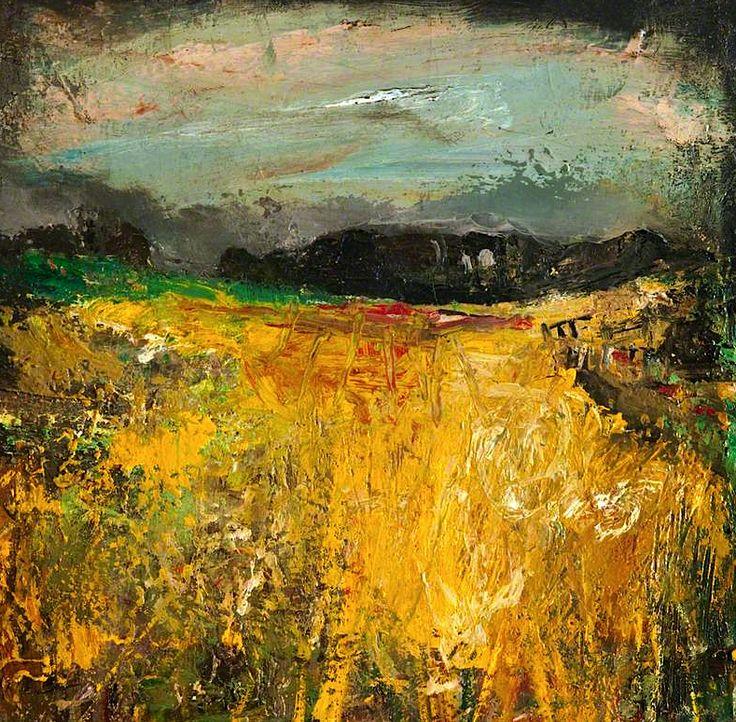 bofransson: The Cornfield by Joan Kathleen Harding Eardley