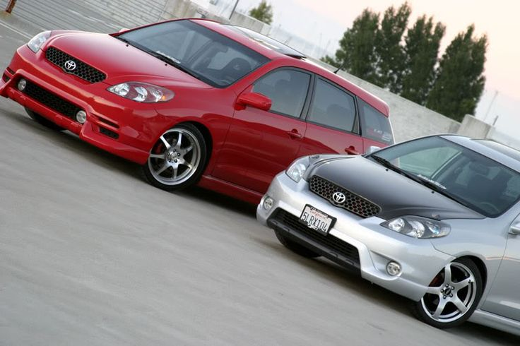 Show Your Ride - Bragging Rights - Toyota Matrix Owners Forum