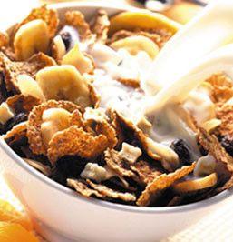 Céréales et barres de céréales