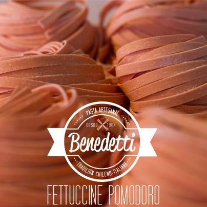 Fettuccine pomodoro