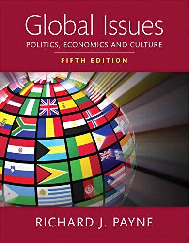 Global issues : Politics, economics and culture | 333.54 PAY