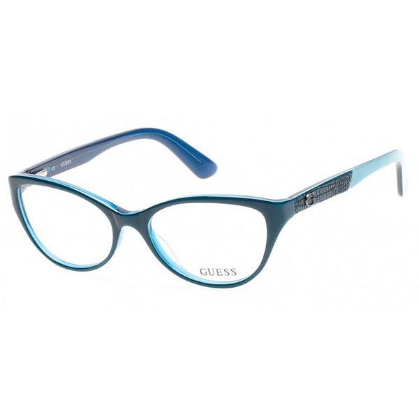 Guess GU2509 096 Eyeglasses (USD96) liked on Polyvore ...