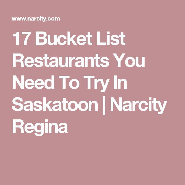 17 Bucket List Restaurants You Need To Try In Saskatoon   Narcity Regina