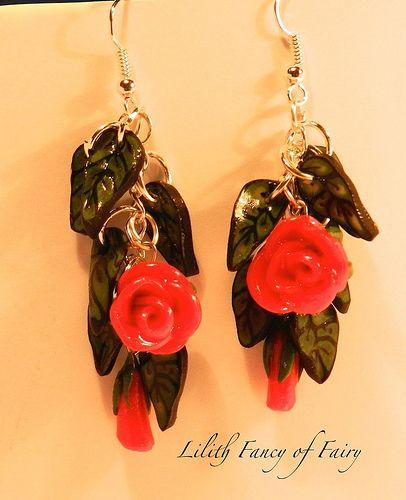 Francesca-Cirino-orecchini-rose