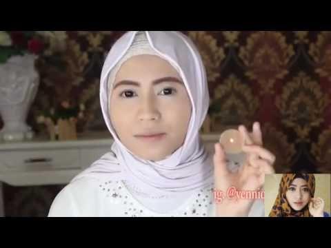 Tutorial Hijab-Makeup Lebaran (Hari Raya Idul Fitri)
