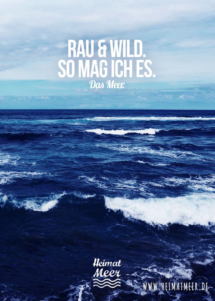 Rau & wild. Typisch norddeutsches >>