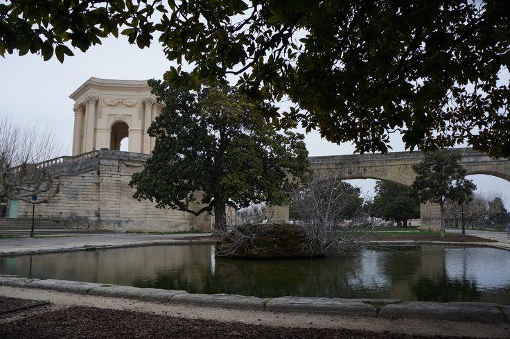 Aqueduc des Arceaux, Montpellier (Hérault), 01/04/2013