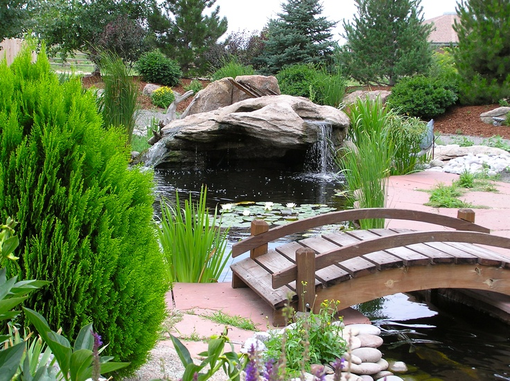 1000 images about ponds waterfalls on pinterest water for Garden pond waterfalls for sale