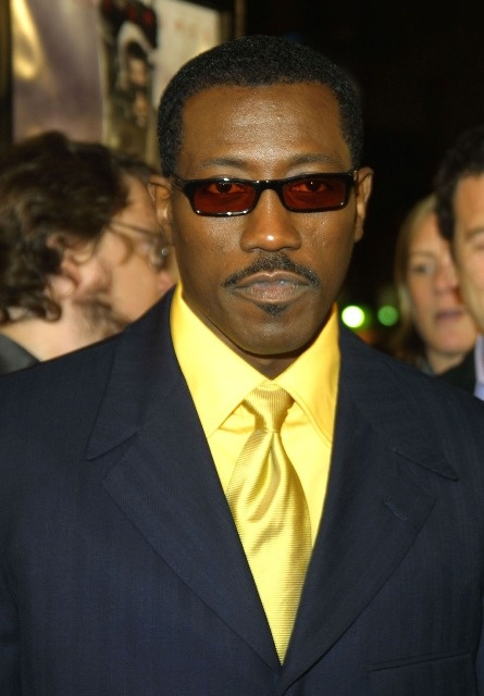 Wesley Snipes released from prison