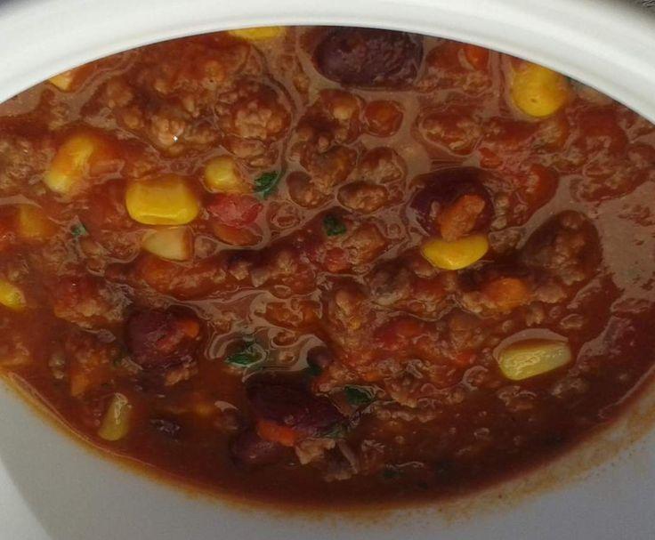 Rezept Chili con Carne a la Queen von Queen-of-Castle - Rezept der Kategorie Hauptgerichte mit Fleisch