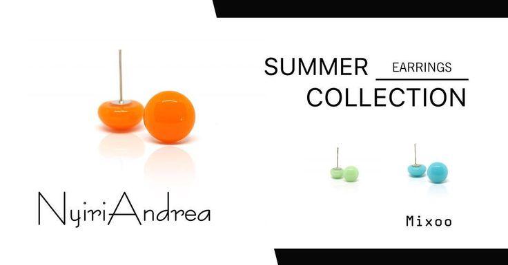 #nyiriandrea #earrings  #jewelry #summer  #jewelrydesigner