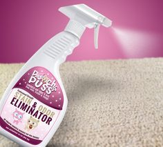 """Pet Odor Eliminator - #1 Cat Urine Remover - Neutralizes Cat Urine and Dog Urine Using Beneficial Bacteria and Natural Enzymes, Leaves Behind a Fresh, Clean Smell, Removes Organic Stains, Can Be Used to Freshen Litter Boxes, Cat Urine Odor Remover, Use in Crates, Bedding. Made in the USA By Red Earth Naturals. Comes with """"Pooch & Puss' Clean up Guide for Pet Pee, Poop & Puke"""" - http://www.thepuppy.org/pet-odor-eliminator-1-cat-urine-remover-neutralizes-cat-urine-and-d"""