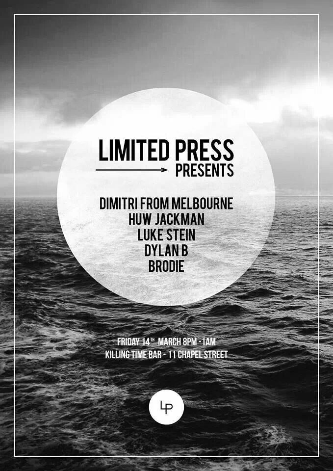 Limited Press 14/03/14