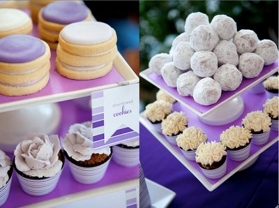 Custom cookies, cupcakes, and donuts for MN Bride Magazine's annual gala