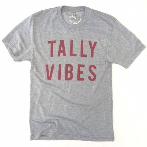 Tally Vibes FSU Game Day Shirt - Dixieland Monogram