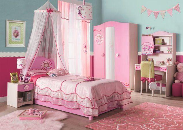 Παιδικό Δωμάτιο Princess