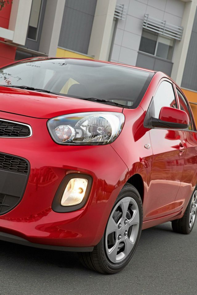 The new 2017 Kia Picanto has just been launched from $14,990 drive-away with an automatic transmission.